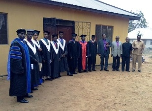 First CEC Residential Seminary In Africa
