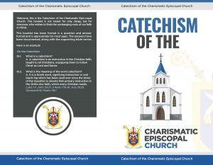 ICCEC Catechism Booklets (Set of 10)